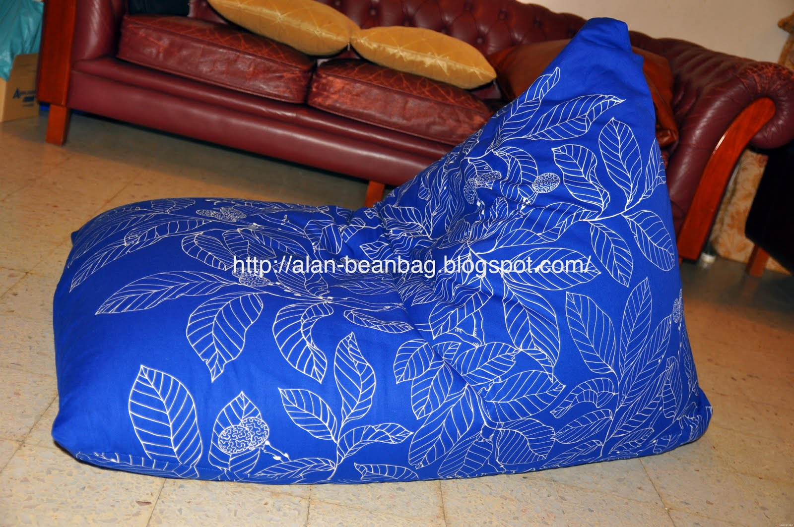 BeanBag: Classic Design Bean Bag (CLOTH Fabric) RM 240 ...
