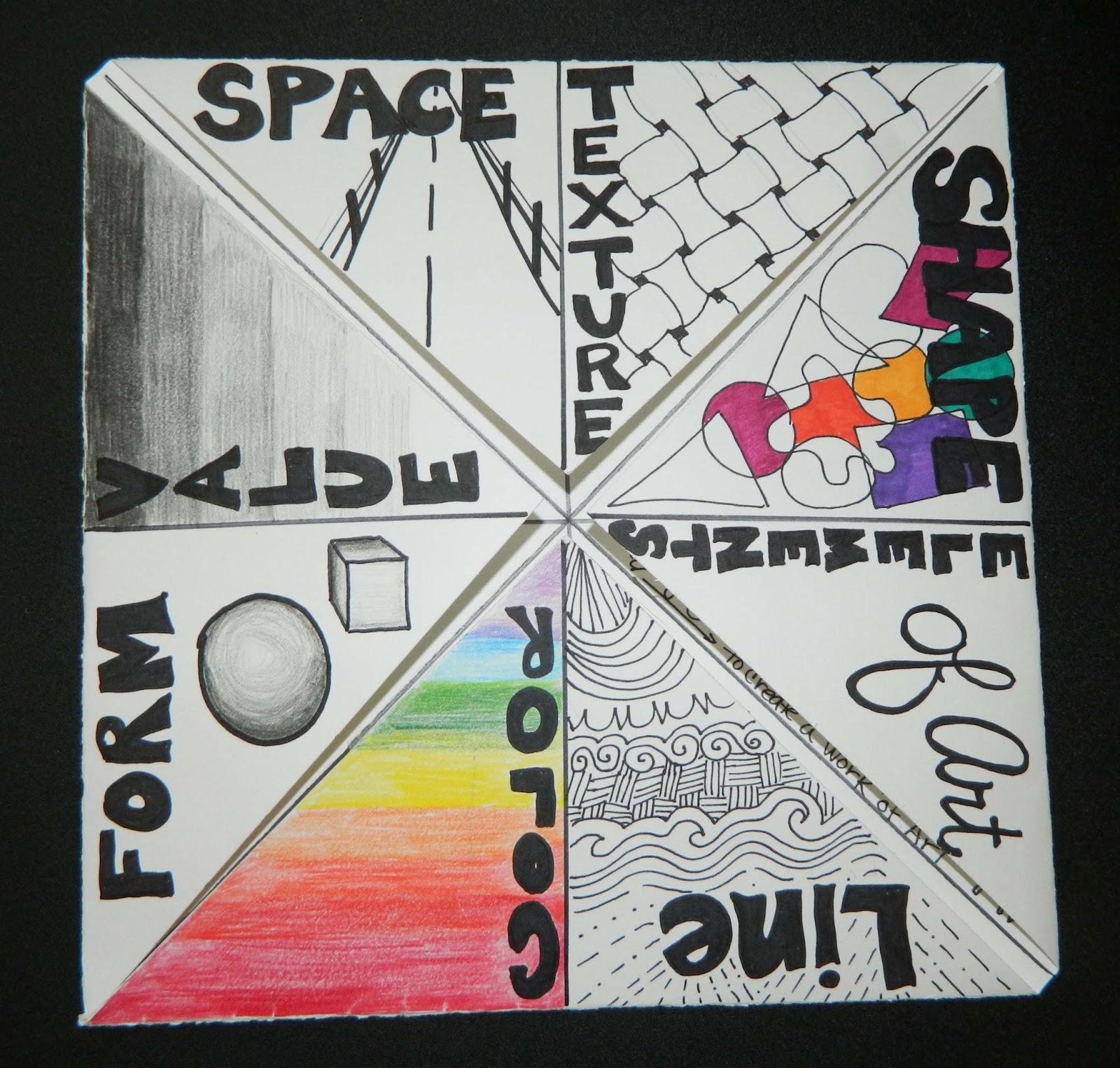 Hey That S My Art Teacher Elements Amp Principles Four