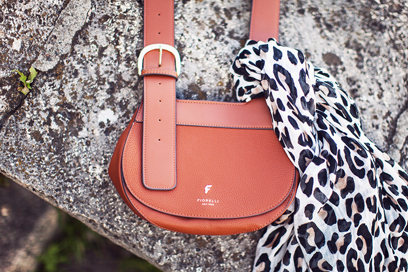 Fiorelli Georgia Saddle Bag with Buckle Detail