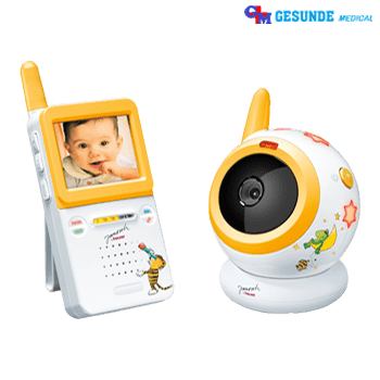 parent and baby video monitor perawatan bayi