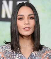 anessa Hudgens at Rent: Live TV Show Photocall