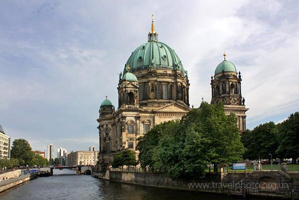 Берлин днем