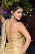Yamini Bhaskar sizzling in saree-thumbnail-6