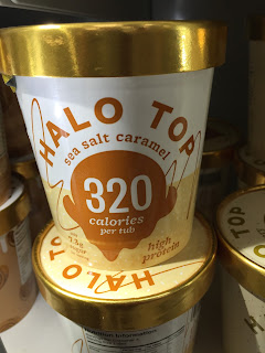 halo top sea salt caramel