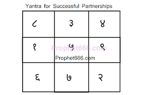 Hindu Paranormal Yantra Tantra for Successful Partnerships