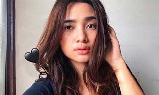 Karen Claudia Rantung pemeran Karina di Fatih di Kampung Jawara