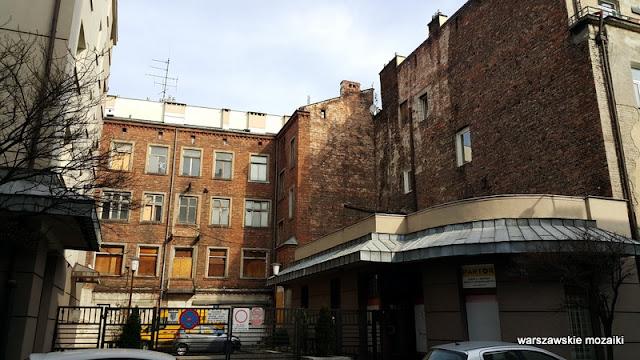 Warszawa Warsaw architektura Praga Północ kamienice ulice Pragi