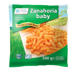 Bolsa zanahorias baby Antonio y Ricardo