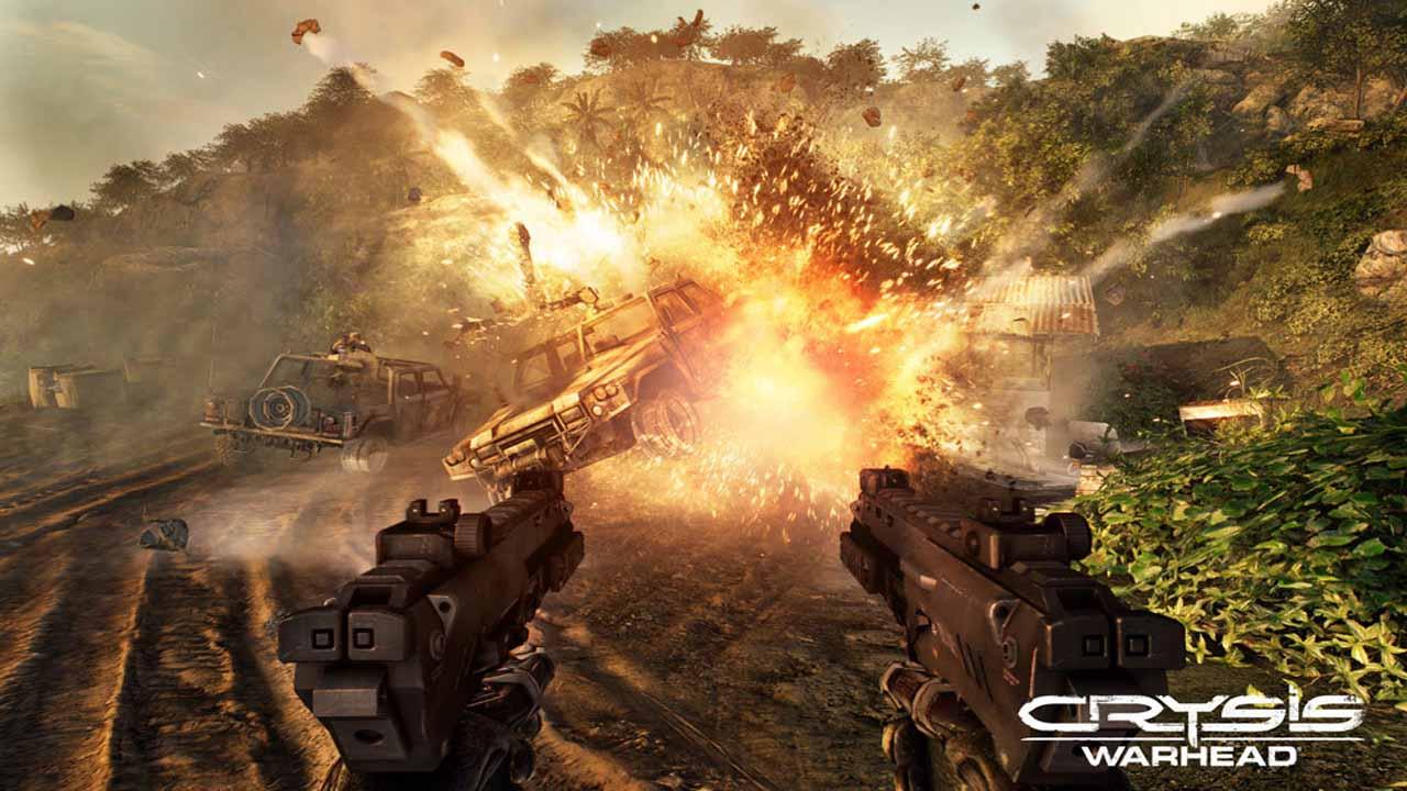 تحميل لعبة Crysis Warhead برابط مباشر + تورنت