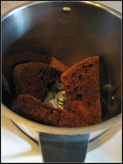 Preparando Torta Mimosa al Cioccolato con il Bimby