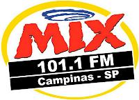 Rádio Mix FM de Campinas ao vivo