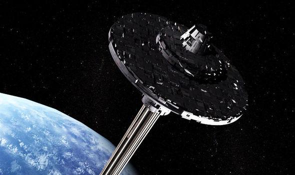 Japón construirá un ascensor espacial