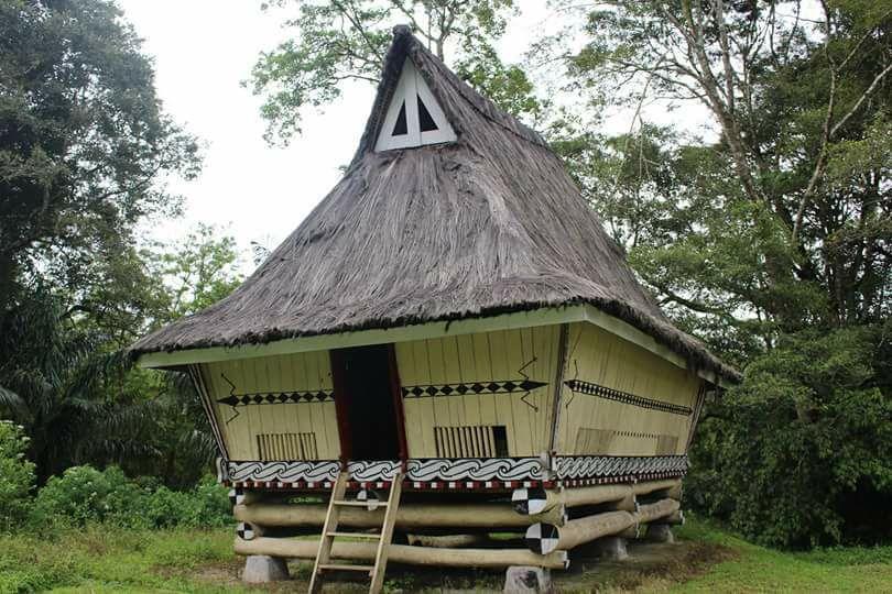 63+ Gambar Rumah Adat Bolon Sumatera Utara Terbaru