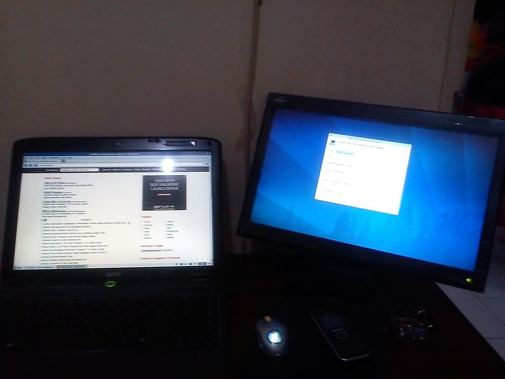 How to: Dual Monitor Setup on XFCE (Xubuntu)