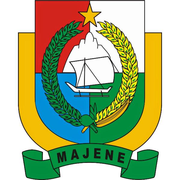 Logo Lambang Kabupaten Majene
