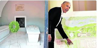 Hapa Ndipo Atakapozikwa Obama?