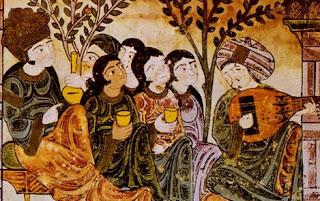 ترجمۀ شعر نان و بنگ و ماه از نزار قبانی