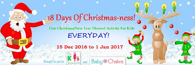 christmas new year activities kids