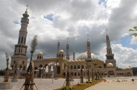 Islamic Center Samarinda | aPa aPa aJa