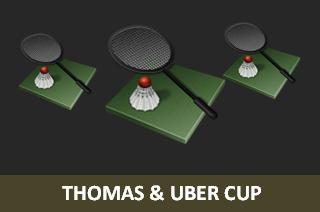 Apa itu Thomas Cup Uber Cup serta Tuan Rumah dan Juaranya