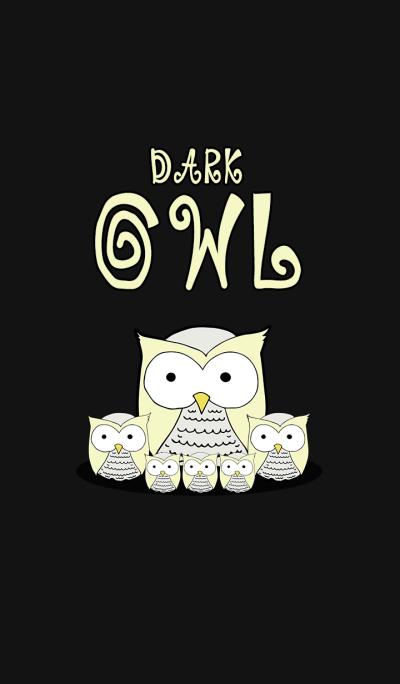 Dark owl violet