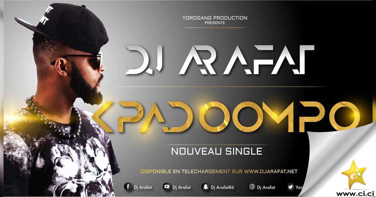 DE ARAFAT VIDEO KPADOOMPO DJ TÉLÉCHARGER