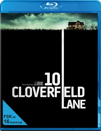 10 Cloverfield Lane 2016 Dual Audio Hindi 720p BluRay 850mb