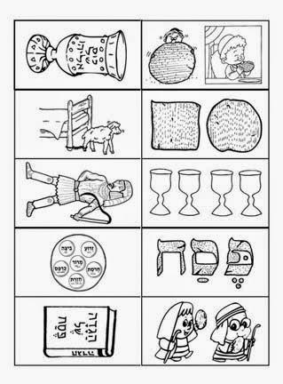 Mommy Blog Expert Free Passover Kids Printables Crafts