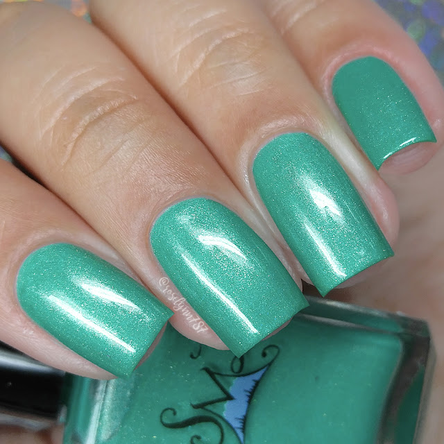 Smokey Mountain Lacquers - Entitlemint