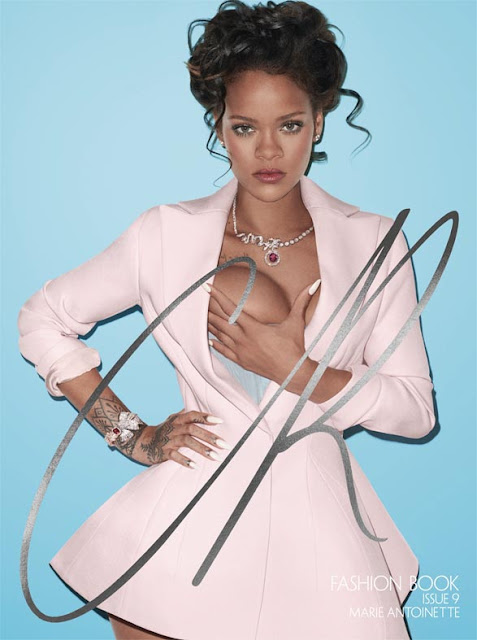 corset Rihanna corsetorium Terry Richardson cr fashionbook slowfashion couture corset bespoke