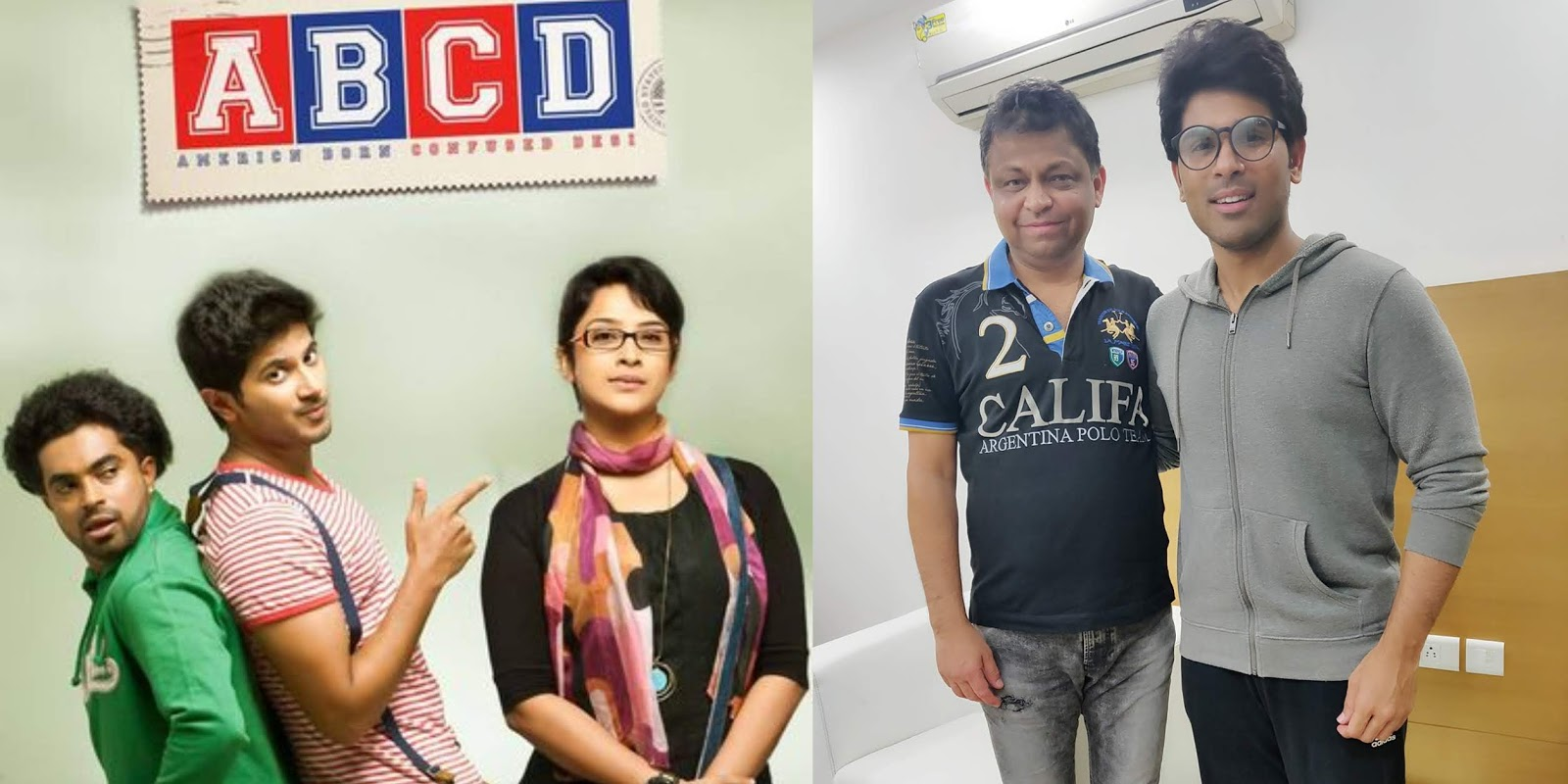 Allu Sirish ABCD Hindi Digital Satellite Rights Sold For Big Numbers!