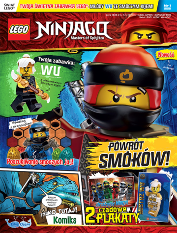 Lego Okazje Magazyn Lego Ninjago 12019