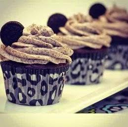 cara membuat cupcake coklat biskuit oreo regal marie sederhana