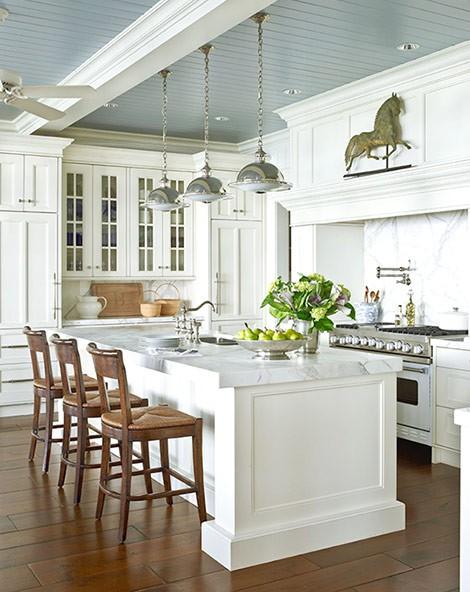 design megillah painted ceilings white kitchen beams white kitchen beamed ceiling home styles nantucket