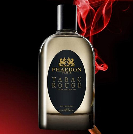 Phaedon Tabac Rouge EDP – miłość z miodem i tabaką w tle