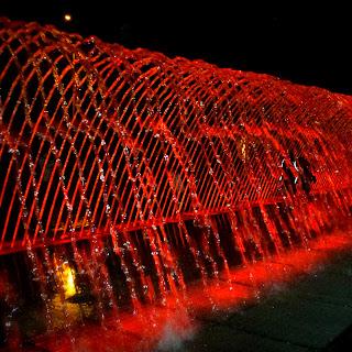 Fuente Túnel de las Sorpresas, Circuito Magico de las Aguas, Lima