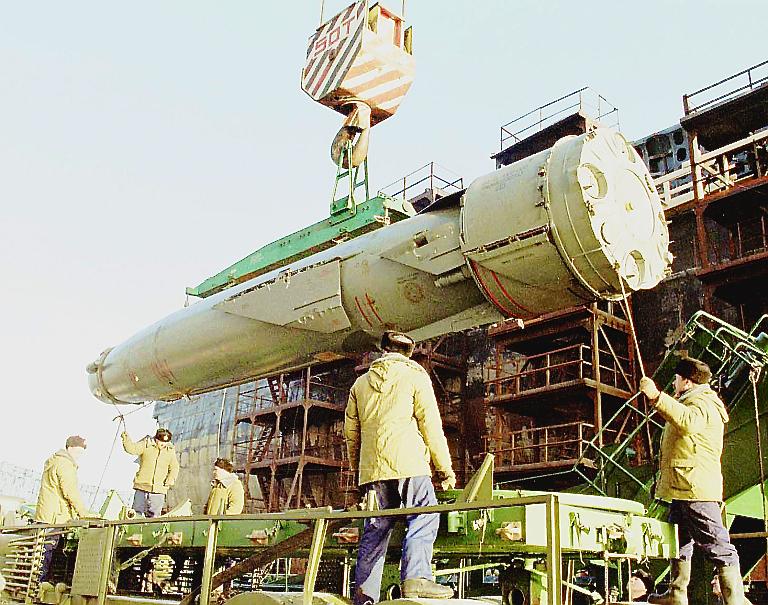 Submarine Matters: Granit armed Oscar II class submarines ...