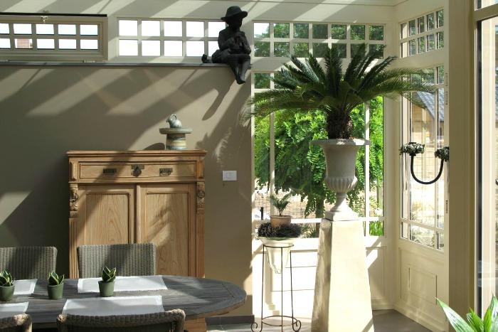 Cerramientos para terrazas llenas de luz guia de jardin - Cerramientos de interiores ...
