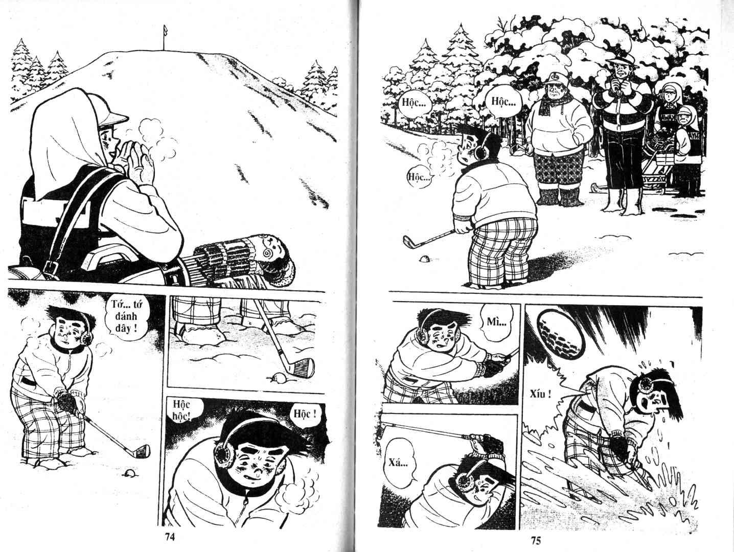 Ashita Tenki ni Naare chapter 41 trang 36