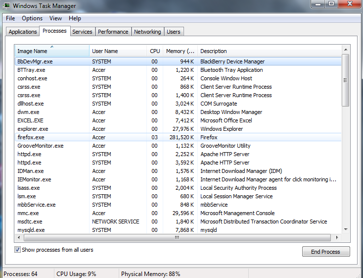 how to fix task manager disabled by administrator