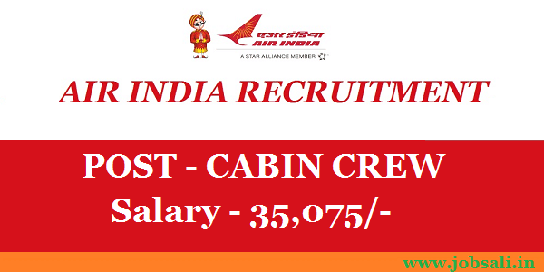 Air India Careers, Air India Vacancy, Air India Jobs