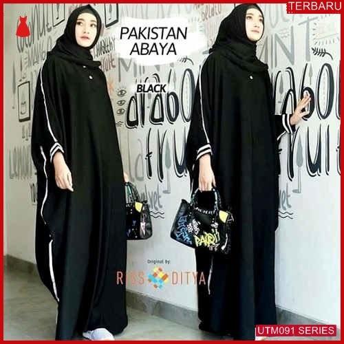 UTM091P88 Baju Pakistan Muslim Abaya UTM091P88 05B | Terbaru BMGShop