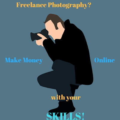 How to Make Money Online as a Freelance Photographer