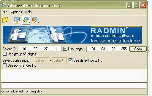 advanced port scanner v1.3 download