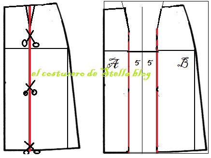 69486856d Como hacer una falda con dos pliegues