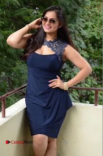 Actress Ashwini Pictures in Short Dress at Vinodam 100 Percent Press Meet  0006.JPG