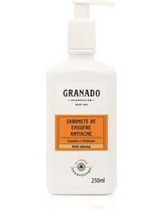 sabonete liquido enxofre granado