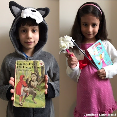 World Book Day costumes for children