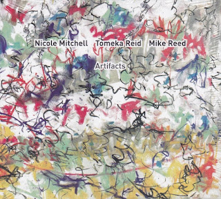 Nicole Mitchell, Tomeka Reid, Mike Reed, Artifacts