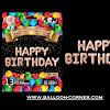 Balon Foil Huruf HAPPY BIRTHDAY Rose Gold